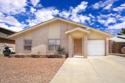 Single Family Home For Sale: 11505 White Bird Drive