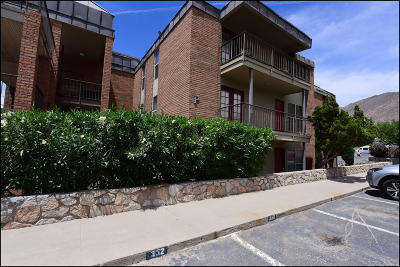 Condo/Townhouse For Sale: 4433 Stanton Street #357