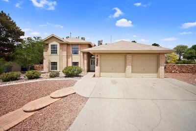 Vista Hills Single Family Home For Sale: 12096 Pueblo Laguna Drive