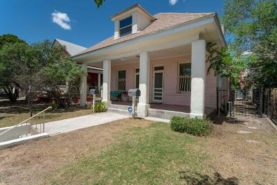 El Paso Single Family Home For Sale: 1509 E Yandell Drive