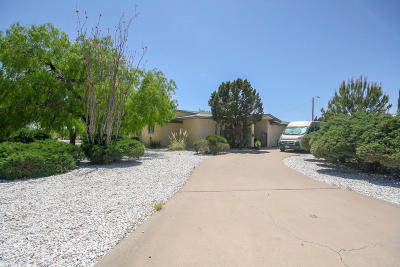 El Paso Single Family Home For Sale: 120 Northwind Drive