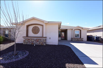 Single Family Home For Sale: 5900 Redstone Mesa Court