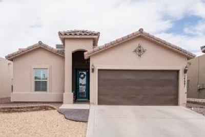 El Paso Rental For Rent: 14681 Jesus Almeida
