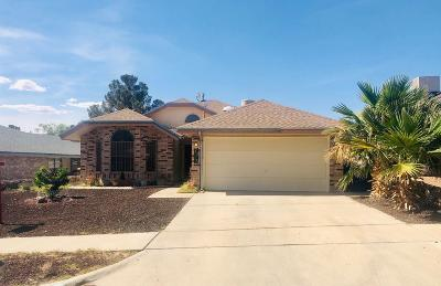 Single Family Home For Sale: 7213 Canyon Run Drive