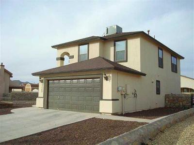 El Paso Rental For Rent: 5349 Manuel Puentes
