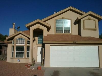 Single Family Home For Sale: 3629 Nehemiah Place