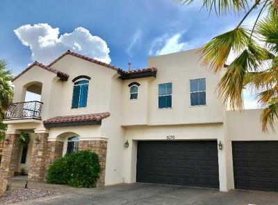 El Paso Single Family Home Pending Accepting Offers: 6279 Franklin Dove Avenue