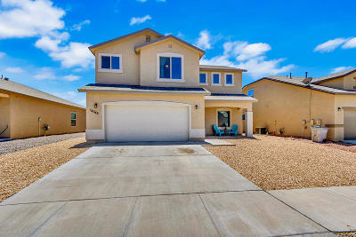 El Paso Single Family Home For Sale: 14648 Meadow Lawn