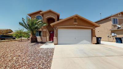 Single Family Home For Sale: 11709 Mesquite Lake Lane