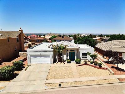 Single Family Home For Sale: 1271 Trail Ridge Drive