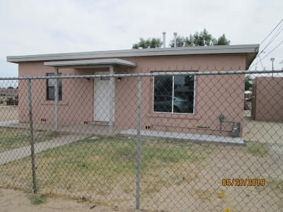El Paso Single Family Home For Sale: 416 Lomaland Drive #B