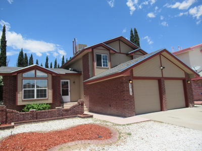 Single Family Home For Sale: 2317 John Cox Place
