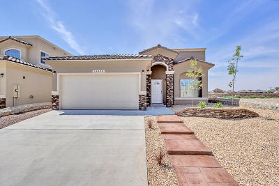 Single Family Home For Sale: 12040 Mesquite Thorn