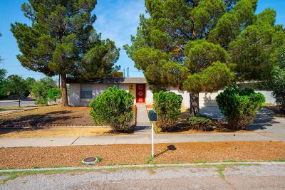El Paso TX Single Family Home For Sale: $119,000