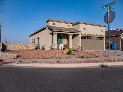 Socorro Single Family Home For Sale: 818 Villas Del Sol Road