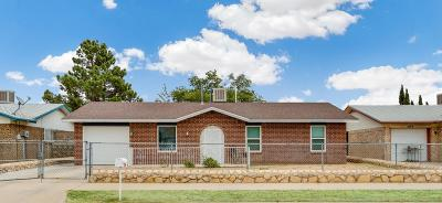 Single Family Home For Sale: 10744 Eagle Pass Lane
