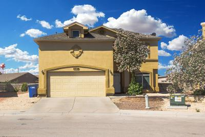 Single Family Home For Sale: 4736 Ramon Vega Lane