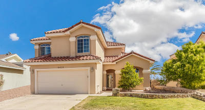Franklin Hills Single Family Home For Sale: 6420 Franklin Ridge Drive