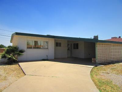 El Paso Single Family Home For Sale: 212 Bernadine Avenue