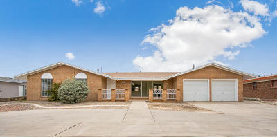 El Paso Single Family Home For Sale: 1605 Lomaland Drive