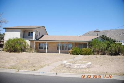 El Paso TX Single Family Home For Sale: $205,000
