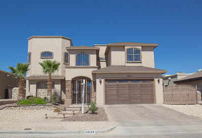 El Paso TX Single Family Home For Sale: $314,950