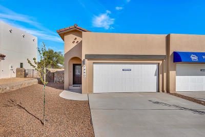 Socorro Single Family Home For Sale: 460 Spc. Isaac Trujillo Drive #A