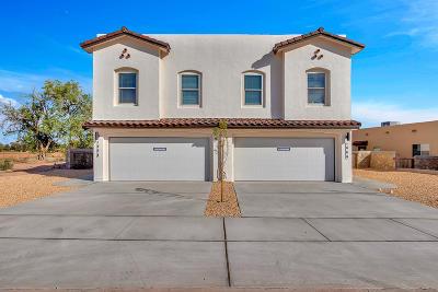 Socorro Single Family Home For Sale: 464 Spc. Isaac Trujillo Drive #A