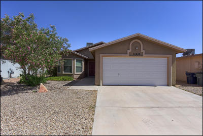 Single Family Home For Sale: 11636 Mocha Dune Drive