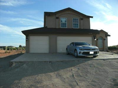 El Paso Single Family Home For Sale: 14100 Wild Flower Drive