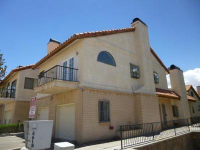 El Paso Condo/Townhouse For Sale: 4618 N Stanton Street #F-50