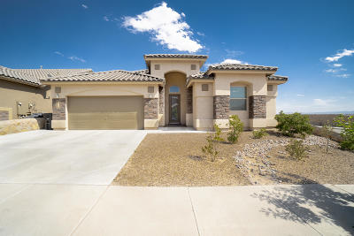 Horizon City Single Family Home For Sale: 400 Chandelier Road