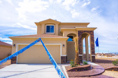 El Paso TX Single Family Home For Sale: $174,950