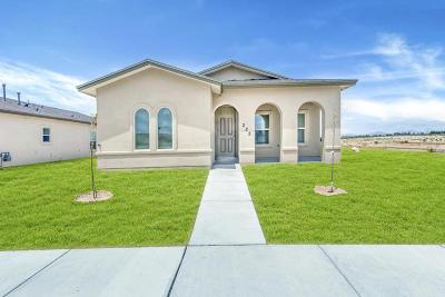 Horizon City Single Family Home For Sale: 214 Lago Maggiore Street