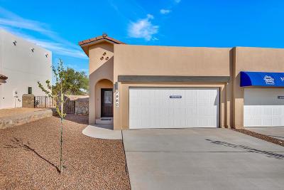 Socorro Single Family Home For Sale: 804 Hc. Gilbert Minjares #B