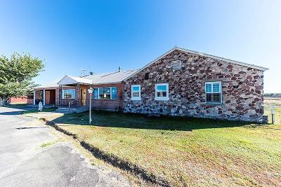 Anthony Single Family Home For Sale: 8724 Westside Road