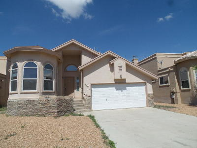 Single Family Home For Sale: 6101 Pecan Park Place