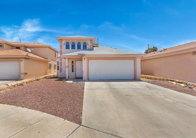 Single Family Home For Sale: 3840 Tierra Roca Place
