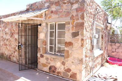 El Paso Rental For Rent: 1811 Raynolds Street #Back