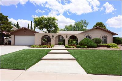 Chaparral Park Single Family Home For Sale: 6236 Los Altos Drive