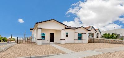 Single Family Home For Sale: 3532 Van Buren Avenue