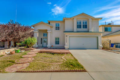 Single Family Home For Sale: 11728 Campfire Lane