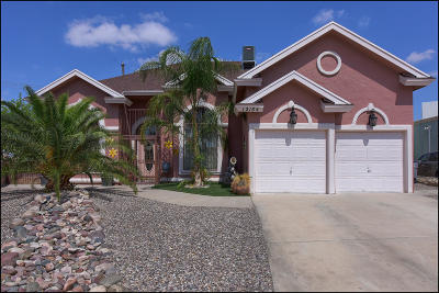 Single Family Home For Sale: 12184 April Ruth Way