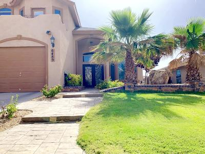 Single Family Home For Sale: 6489 Geyser Drive