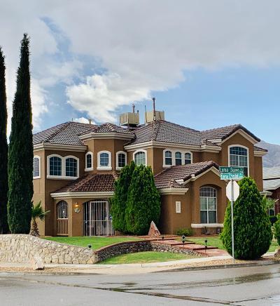 Single Family Home For Sale: 4440 Loma Suave Lane