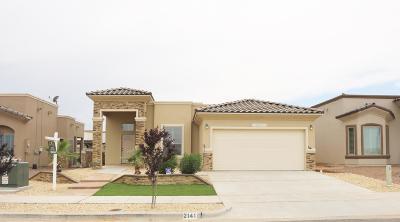 El Paso Single Family Home For Sale: 2141 James White Drive