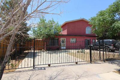 El Paso Multi Family Home For Sale: 5028 Catskill Avenue #1, 2