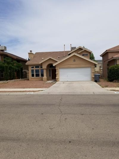 Single Family Home For Sale: 3052 Tierra Nora Drive