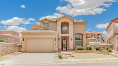Single Family Home For Sale: 11485 Manuel Gameros Drive