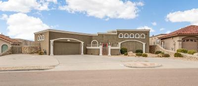 El Paso Rental For Rent: 12243 Eagle Heart Drive